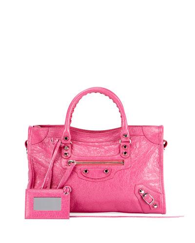 1b0d2bf25c65 Classic City Nickel Small Tote Bag Quick Look. Balenciaga
