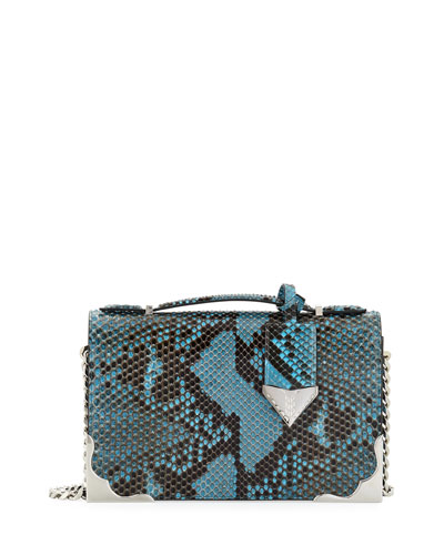 Python Chain Shoulder Bag