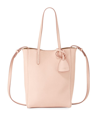 Mini Modern Tote Bag, Pink