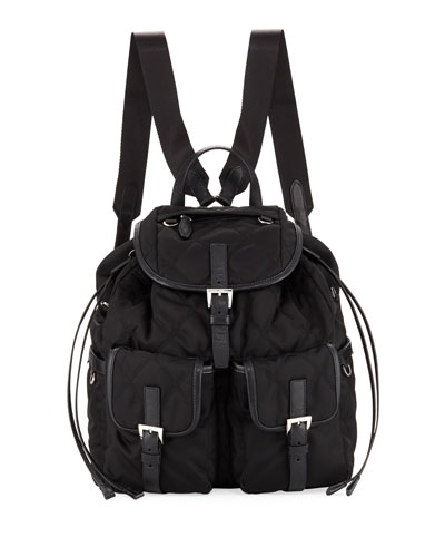 Vela Cross-Stitch Backpack