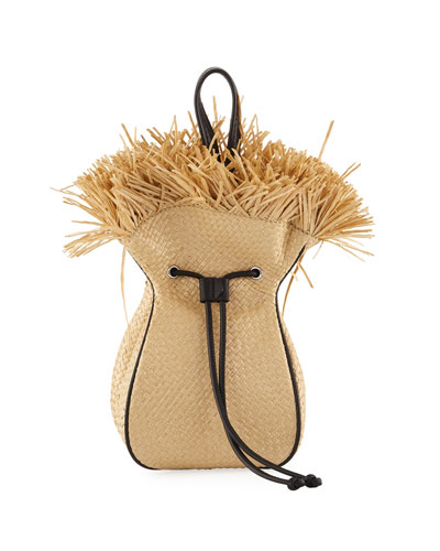 Raffia Mini Punching Bag