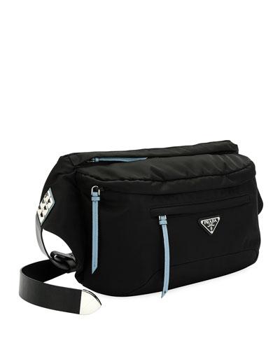 e8883b4c58 Vela Nylon Square Belt Bag Quick Look. Prada