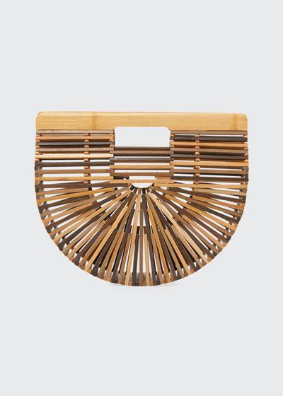 Gaia's Ark Small Bamboo Clutch Bag
