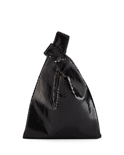 Mini Python Shiny Shopper Tote Bag