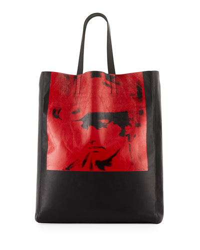 Andy Warhol Dennis Hopper Tote Bag