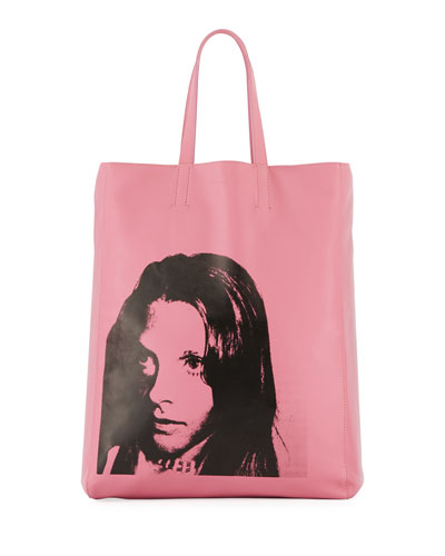 Andy Warhol Sandra Brant Tote Bag