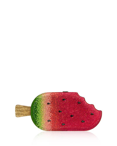 Popsicle Watermelon Clutch Bag