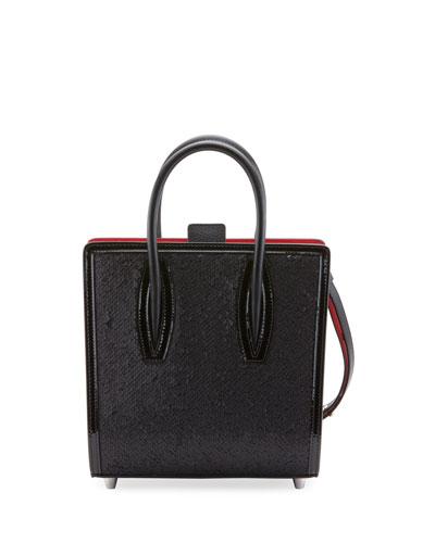 Paloma Small Paillette Tote Bag