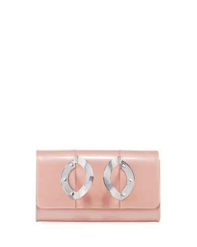 La Croisire Clutch Bag w/Hand Piece