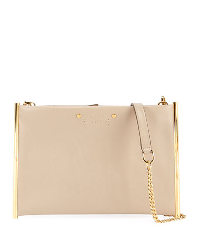 Roy Chain Pouch Crossbody Bag