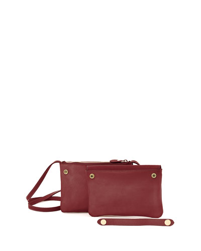 f795274ee863 Cowhide Leather Flap Crossbody Bag