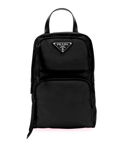 b2152ae658b28 Prada Fluo Backpack