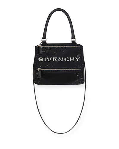 Pandora Small Crossbody Bag in Speckled Nylon Quick Look. Givenchy 2911cfb9e43d9