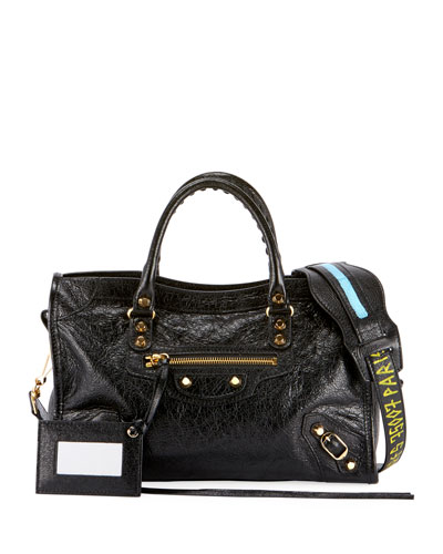 Classic City Satchel Bag