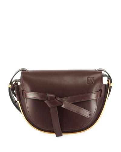 Gate Metal Small Shoulder Bag