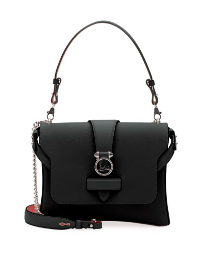 Ruby Lou Medium Calf Empire Shoulder Bag