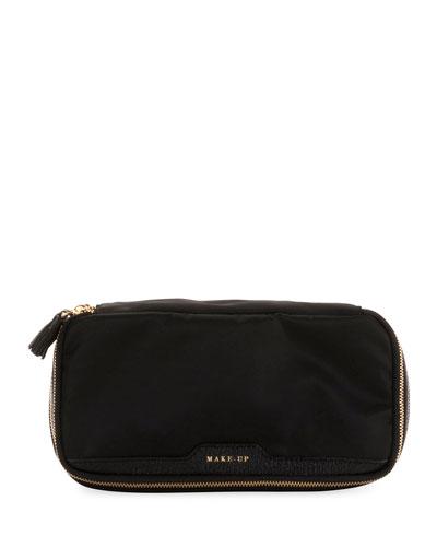 646f956d3a272 Nylon Make-Up Pouch Bag