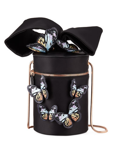 Bonnie 3D Butterfly Crossbody Bag