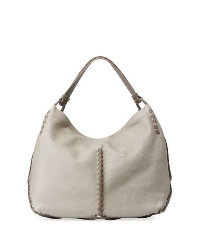 9684882e1574 Magnetic Closure Hobo Bag