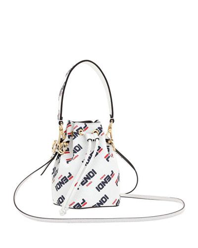 Fendi Mania Mon Tresor Bucket Bag