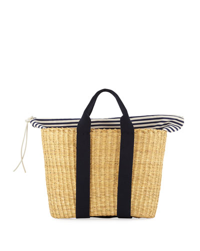 Caba Woven Tote Bag