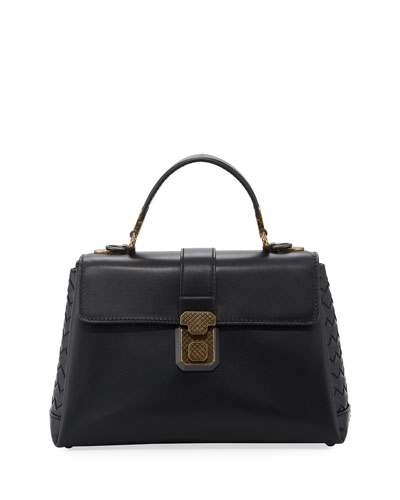 Piazza Small French Satchel Bag