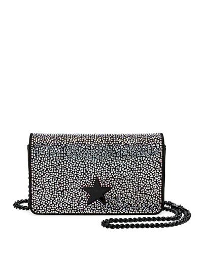 Mini Stella Star Rhinestone Shoulder Bag fa8ed1474b634