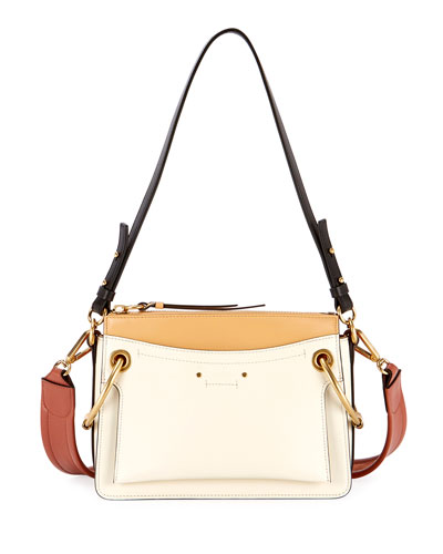 Roy Colorblock Shoulder Bag