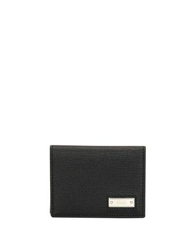 Men's Balder Calf Leather Card Case