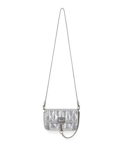 Pocket Mini Pouch Canvas Convertible Clutch/Belt Bag