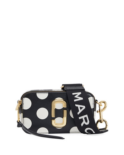 The Dot Snapshot Camera Crossbody Bag