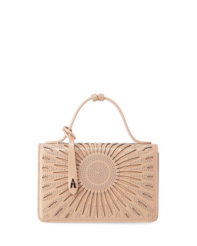 Franca XS Studded Crossbody Bag