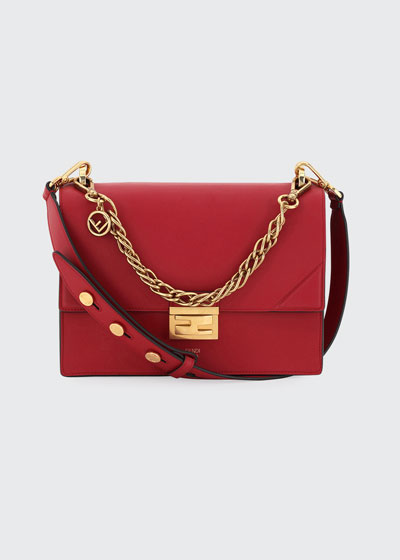 Kan U Grace Matte Shoulder Bag