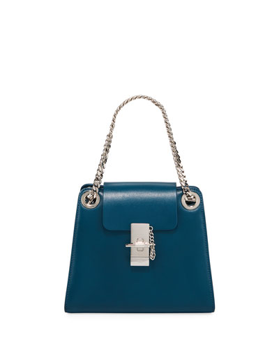 Annie Mini Shiny Shoulder Bag