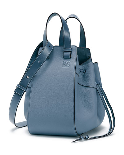 Hammock Medium Soft Grained Shoulder Bag