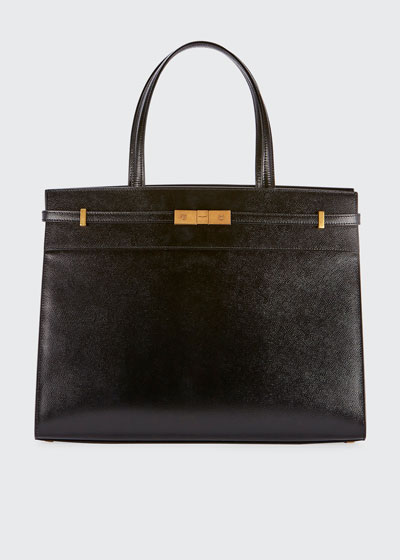 Manhattan Medium Grained Tote Bag