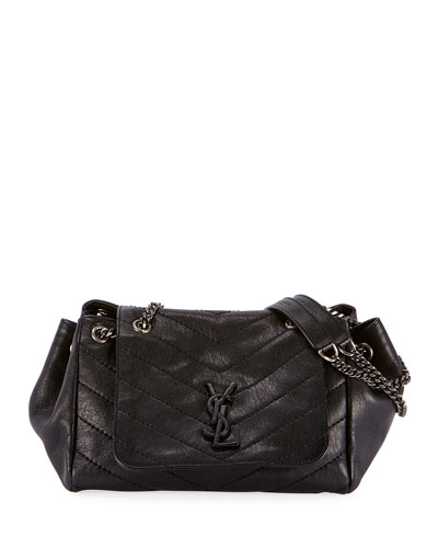 Nolita Stitched Shoulder Bag