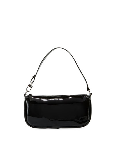 Rachel Small Patent Shoulder Bag