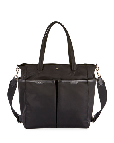 Nylon Baby Diaper Bag