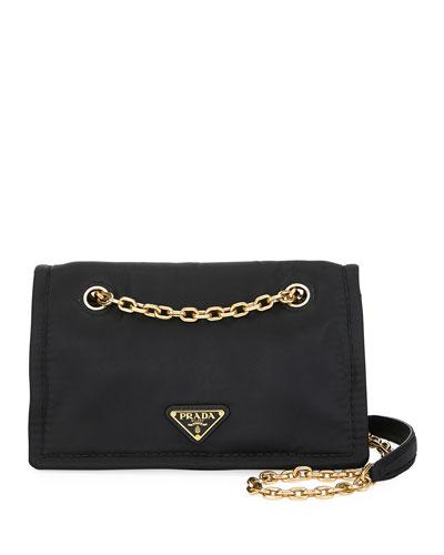 5d9a06bedecf59 Prada Shoulder Strap Bag | bergdorfgoodman.com
