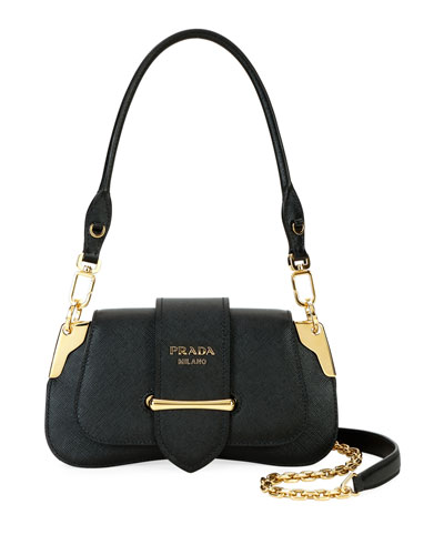 Mini Sidonie Shoulder Bag