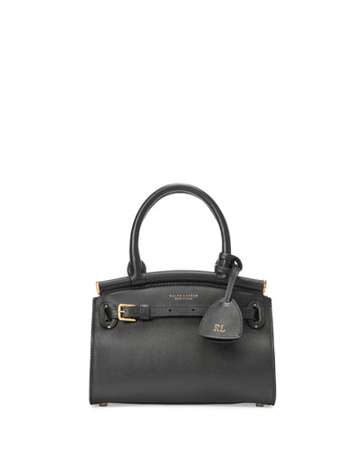 Mini Leather RL50 Handbag