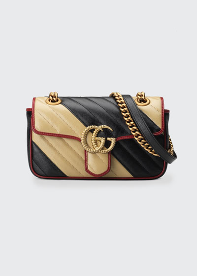 GG Marmont 2.0 Mini Shoulder Bag
