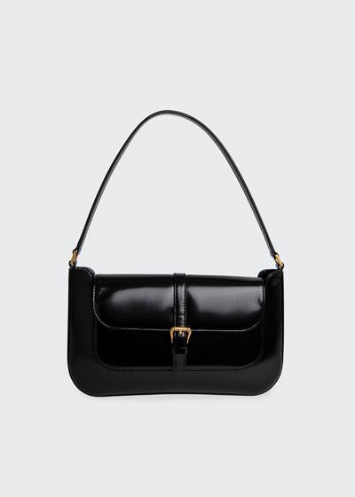 Miranda Semi-Patent Shoulder Bag