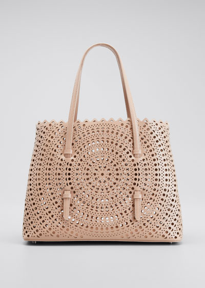 Mina Large Lux Vienne Tote Bag
