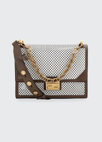 Kan U Regular Cutout Shoulder Bag