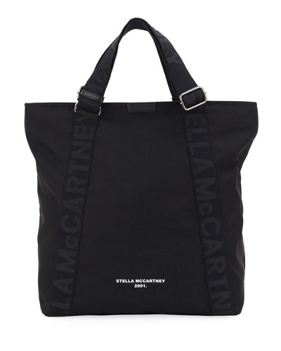 Medium Eco Nylon Zip Tote Bag