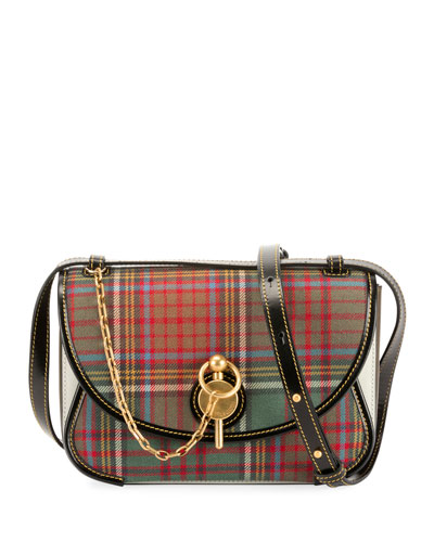 Tartan Keys Shoulder Bag