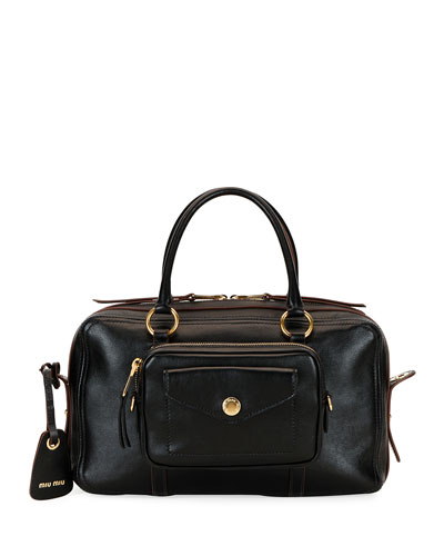 Grace Lux Top Handle Bag
