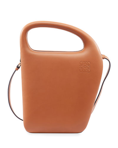 Architects Soft Natural Top Handle Bag